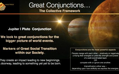 Planetary Highlights – Jupiter Pluto Conjunction (2nd in a Series of 3)