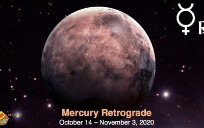 Planetary Highlights – Mercury Retrograde – Oh My!