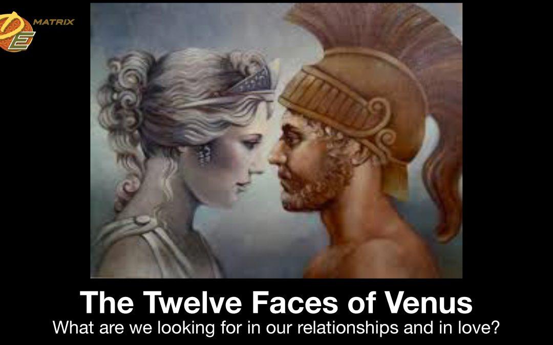 The 12 Faces of Venus
